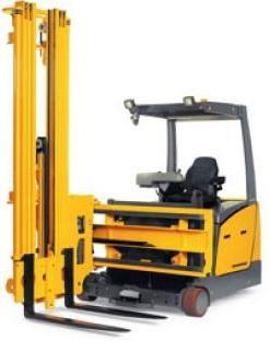 Jungheinrich EFX 100, EFX 125 (06.97-12.2001) Electrical Three-sided Forklift Truck Workshop Manual