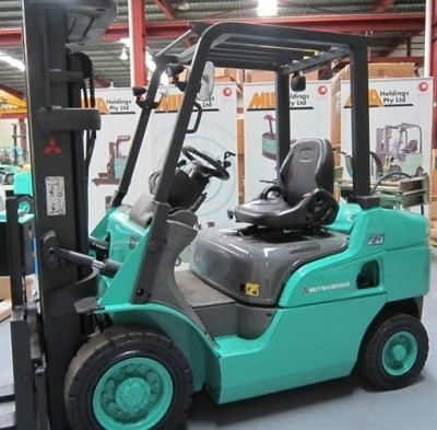 Mitsubishi FGE15N, FGE18N, FGE20N/CN/ZN, FGE25N/ZN, FGE30N, FGE35AN Forklift Truck Service Manual