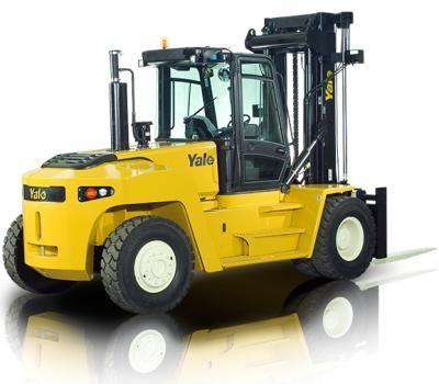 Yale GDP190DC, GDP210DC, GDP230DC, GDP250DC, GDP280DC Diesel Forklift Truck F876 Ser. Service Manual