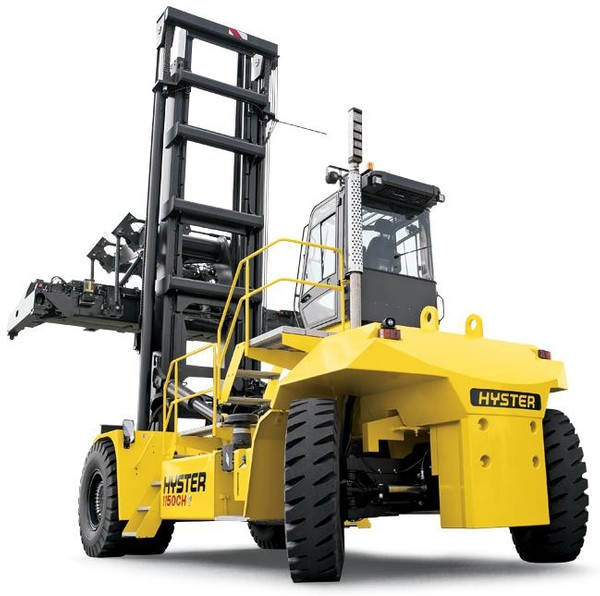 Hyster H1050HD-CH, H1150HD-CH Forklift Truck E117 Series Workshop Service Manual (USA)