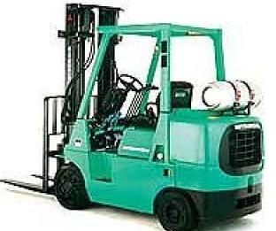 Mitsubishi FG10, FG15, FG18, FG20, FG25, FG30, FG35A Gasoline/LPG Forklift Truck Service Manual
