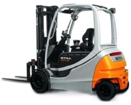 Still RX60-25, RX60-30, RX60-35, RX60-40, RX60-45, RX60-50 Forklift Truck Workshop Service Manual