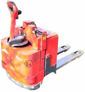 Linde T20, T30 Explosion Protected Pallet Stacker 362 Series Service Training (Workshop) Manual