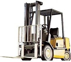 Yale GDP040TG, GDP050TG, GDP060TG, GDP065TG Diesel Forkift Truck E177 Series Workshop Service Manual