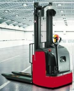 Linde L20 Pallet Stacker 4525 Series Operating Instructions (User Manual)