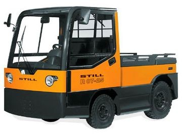 Still R07-25 R08-20 Electric Tow Tractor series R0734/736/737, R0807/809/810 Workshop Service Manual