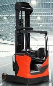 Linde R14, R16, R20, R25 Electric Reach Truck 1120 Series Service Training (Workshop) Manual