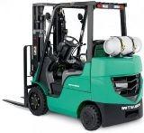 Mitsubishi FGC15N, FGC18N, FGC20N, FGC20CN, FGC25N, FGC30N, FGC33N LPG Forklift Truck Service Manual