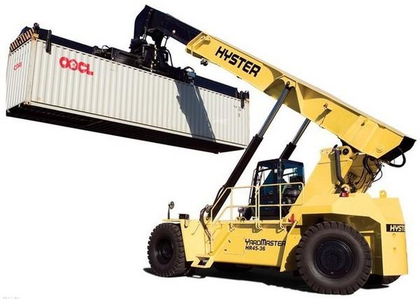 Hyster HR45-27/-31/-36/-40, HR45-41S, HR45-41L, HR45-41LS Truck B222 Series Service Manual (USA)