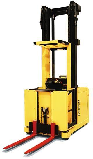 Hyster K0.6M, K1.0L, K1.0M, K1.0H Order Picker A457, A458, A459, A460 Series Workshop Service Manual
