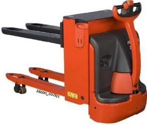 Linde T16L Electric Pallet Truck 360 Series Operating Instructions (User Manual)