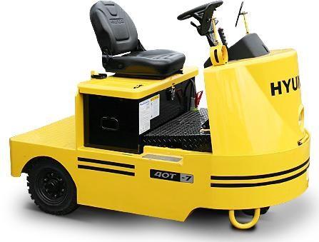 Hyundai 15PA-7, 40TA-7, 60TA-7 Electric towing Tractor Workshop Service Manual