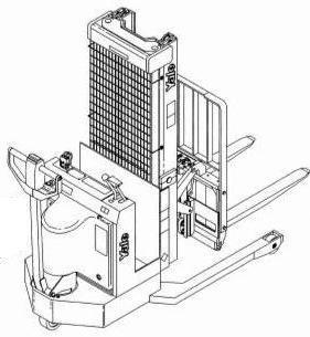 Yale MRW020, MRW030, MSW020, MSW030, MSW040 Pallet Stacker Workshop Service Maintenance Manual