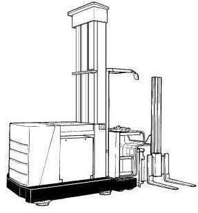 Linde K10, K13 Forklift Truck 007, 008 Series Service Training (Workshop) Manual