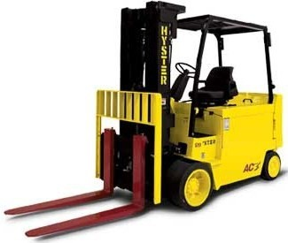 Hyster E3.50XL, E4.00XL, E4.50XL/XLS, E5.50XL Electric Forklift Truck E098 Series Service Manual