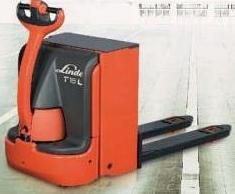 Linde T16L Electric Pallet Truck 360 Series Service Training (Workshop) Manual