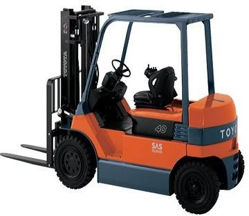 Toyota 7FBMF16 -18-20-25-30-35-40-45- 7FBMF50 Electric Forklift Truck Workshop Service Manual