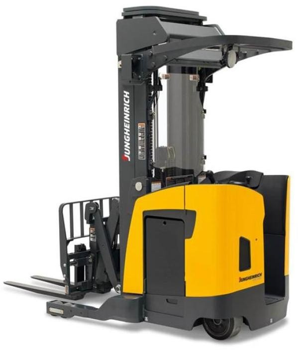 Jungheinrich ETR230, ETR235, ETR335D, ETR340, ETR345 Electric Reach Truck Workshop Service Manual