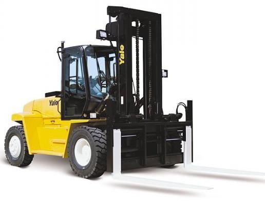 Yale GDP/GLP 170DB/190DB/210DB/230DB/250DB/280DB, Diesel/LPG Forklift Truck D876 Ser. Service Manual