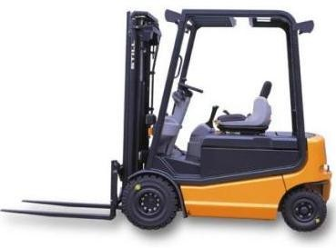 Still R60-35, R60-40, R60-45, R60-50 Electric Forklift Truck Series R6046-R6049 Operating Manual