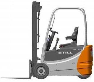 Still RX50-10 RX50-13 RX50-15 RX50-16 Ex.Pr. Forklift Truck ser.5060,-61,-63,-65,-66 Workshop Manual