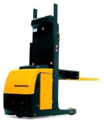 Jungheinrich ECP 100-3 (05.1998-06.2004) Pedestrian Pallet Truck Workshop Service Manual