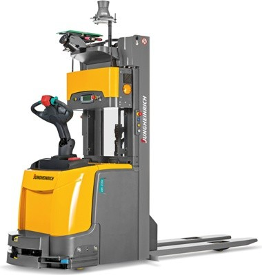 Jungheinrich ERC 215a (from 12.2012) Electric stacker Workshop Service Manual
