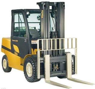 Yale GP/GLP/GDP 080VX/090VX/100VX/110VX/120VX Diesel/LPG Forklift Truck F813 Series Service Manual