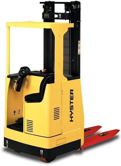 Hyster RS1.2, RS1.5 Electric Seated Rider Stacker B450 Series Workshop Service Manual