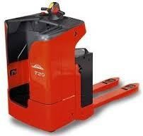 Linde T20SF (SN. before N01083) Pallet Truck 144 Series Operating Instructions (User Manual)