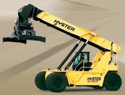 Hyster RS45-27IH, RS45-30CH, RS46-30IH, RS46-33CH/IH, RS46-36CH Reachstacker A222 Serie Parts Manual