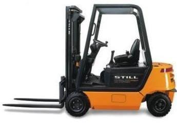Still R70-16D, R70-18D, R70-20CD Diesel Forklift Truck Series R7094, R7095, R7096 Spare Parts Manual