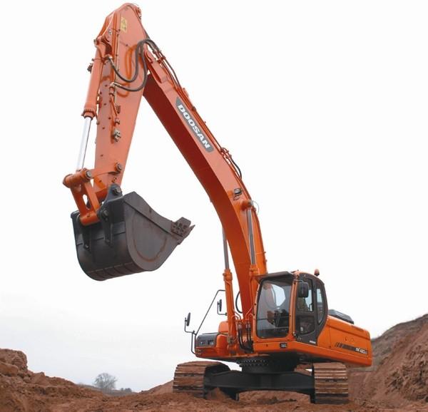 Doosan DX420LC (SN. 5001-5326) Crawler Excavator Workshop Service Manual