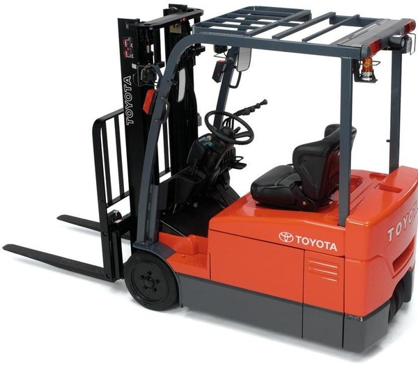 Toyota 7FBEHU18, 7FBEU15, 7FBEU18, 7FBEU20 Electric Forklift Truck Workshop Service Manual (CU330)