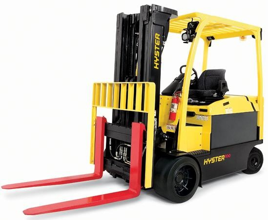 Hyster E4.0XN, E5.0XN, E5.0XNS, E5.5XN Electric Forklift Truck C099 Series Service Manual (Europe)