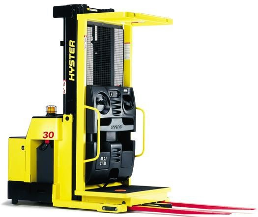 Hyster R30XM3 Electric Reach Truck H118 Series Workshop Service Manual