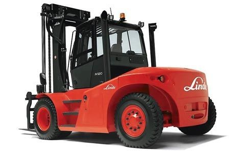 Linde H100, H120, H136, H140, H150, H160 Forklift Truck H354 Series Operating Instructions, Manual