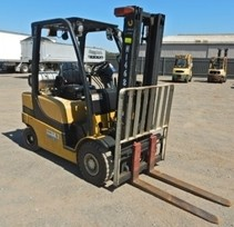 Yale GLP20LX, GLP25LX, GDP20LX, GDP25LX Diesel/LPG Forklift Truck A974 Serie Service Manual (Europe)