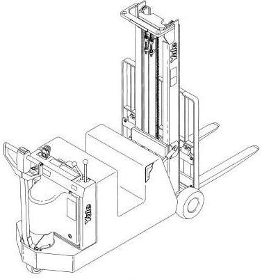 Yale MCW020, MCW040 Pallet Truck Workshop Service Maintenance Manual