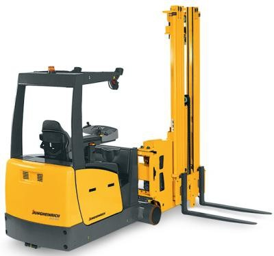 Jungheinrich EFX 410, EFX 413 (from 03.2013) Electrical Three-sided Forklift Truck Service Manual