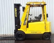 Hyster J40Z, J50Z, J60Z, J65Z Electric Forklift Truck B416 Series Workshop Service Manual (USA)