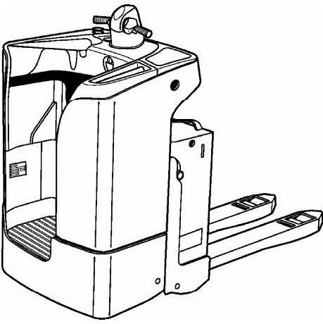 Linde T20SF Explosion Protected Pallet Truck 144 series Operating Instructions (User Manual)
