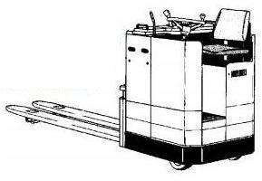 Linde T30R-2t, T30R-3t Pallet Truck 012 Series Service Training (Workshop) Manual