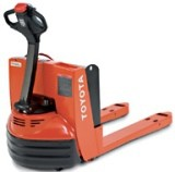 Toyota 6HBW23 Electric Pallet Truck (SN. 22000 and up) Workshop Service Manual (CL340-2)