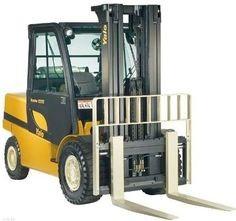 Yale GLP/GDP 35LJ / 40LJ / 45MJ / 50MJ /55MJ LPG/DIESEL Forklift Truck E813 Series Parts Manual (EU)