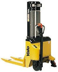 Yale MS10E Pallet Stacker A845 Series Spare Parts Manual (Europe)