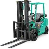 Mitsubishi FG15N, FG18N, FG20CN, FG20N, FG25N, FG30N, FG35N Gas/LPG Forklift Truck Service Manual