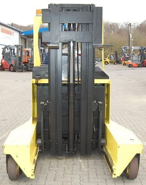 Hyster RM2.0, RM2.5 Electric Four-way Diesel Fork Lift Truck A461 Series Workshop Service Manual