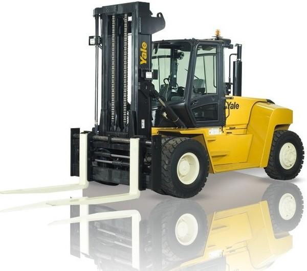 Yale GDP80DC, GDP90DC, GDP100DC(S), GDP120DC Diesel Forklift Truck E876 Ser. Workshop Service Manual