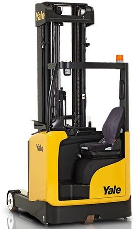 Yale MR14, MR16, MR16N, MR16HD, MR20, MR20HD, MR25 Reach Truck D849 Series Workshop Service Manual